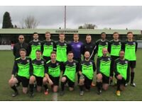 MENS SUNDAY 11 ASIDE FOOTBALL TEAM LOOKING FOR PLAYERS, RECRUITING NOW 191y2