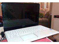 "Sony VAIO SVE Series Laptop, 15.6"" screen, i5, 4GB RAM 1TB Hard Drive"