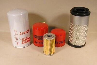 Kubota B21 Hst Filter Kit - Top Quality