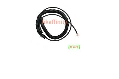 Tosoku Handwheel Cable 3 Meter 25 Wire Spiral Cable For