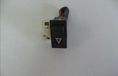 Mahindra Tractor Hazard Switch With Coupler -7684