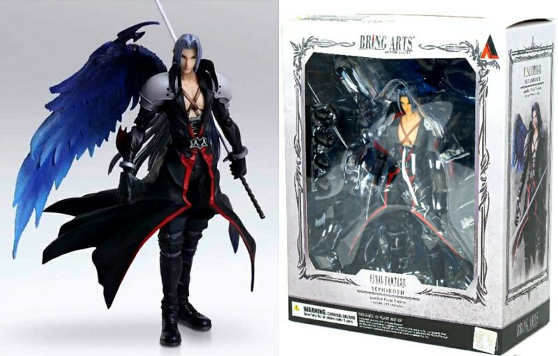 Final Fantasy VII Sephiroth Another Form Bring Art Figure Square Enix FF7