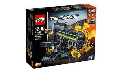 LEGO TECHNIC 42055 - SCHAUFELRADBAGGER, NEU/OVP online kaufen