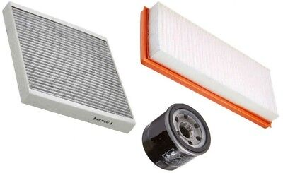 SMART FORTWO  MHD (451) PETROL CABRIO PASSION OIL AIR POLLEN FILTERS SERVICE KIT