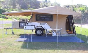 North Coast Campers Ranger Hard Floor Camper Trailer Helensburgh Wollongong Area Preview