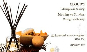 The best relax full body oil massage in Mulgrave, Vic Mulgrave Monash Area Preview