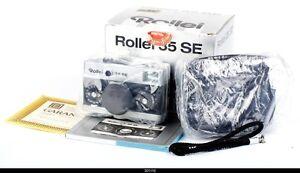 Rollei 35 SE Lens Sonnar 2.8/40mm Rollei HFT Mint Box - <span itemprop='availableAtOrFrom'>Poland, Polska</span> - Rollei 35 SE Lens Sonnar 2.8/40mm Rollei HFT Mint Box - Poland, Polska