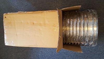 Stainless Steel Bucket Pail 6 Qt Dog Kennel Farm Water Milk Feeding Box Of 12