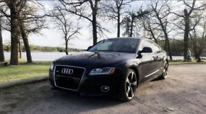 Audi A5 2009 coupe 3.2L Quattro Clean title