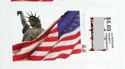 24 pieces $5.60 Stamps, face value $134.40