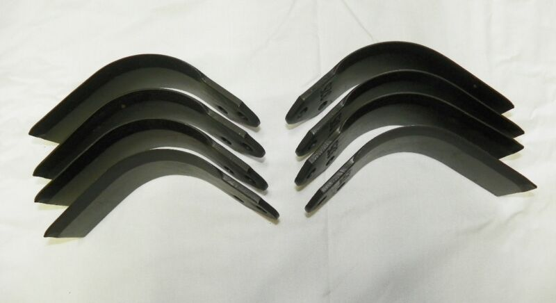 Agric Rotocultivator Replacement Tine AL - AFMJ Series Set of 4 Each