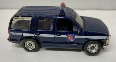 MATCHBOX PREMIERE POLICE COLLECTION - WISCONSIN CHEVY TAHOE