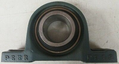 New Peer Pillow Block Bearing P212  2-14 Shaft