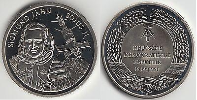 Medaille - Göde - Geschichte der DDR - Sigmund Jähn