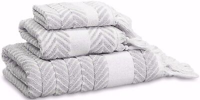 Linum Luxury Elite Hotel Collection Assos 100% Turkish Cotton Towel (Luxury Hotel Collection)