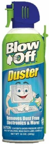 Blow-Off Compressed Air Duster 10 oz. Can - 1 Can