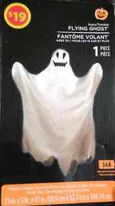 Scary flying ghost - brand new in box