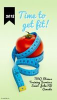 SAVE $$ in July! Personal Training Package
