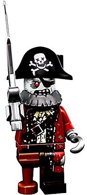 LEGO Minifigures Halloween Monsters Series 14 71010 Zombie Pirate Kids Toy Play