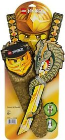 Lego ninjago and chima sword and shield dress up