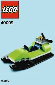 Lego Exclusive 40099 Jet-Ski June 2014