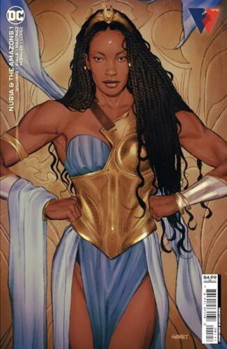 NUBIA AND THE AMAZONS #1 CVR D SWAY SWABY VARIANT 10/19 2021 PRESALE