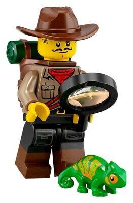 NEW LEGO MINIFIGURES SERIES 19 71025 - Jungle Explorer