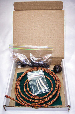 Antique Fan Restoration Kit - Vintage rewire - GE Emerson Dayton Westinghouse
