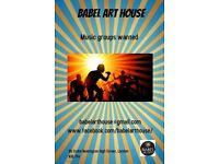 Musicians Wanted / Babel ART House