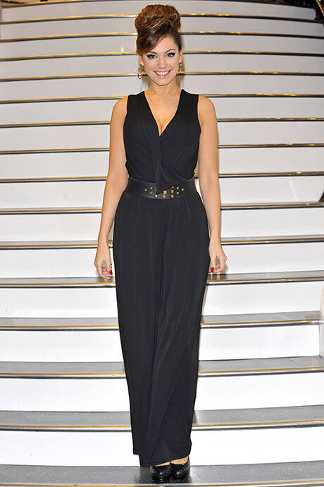 Celebrity Style Floral To Formal How To Wear A Jumpsuit Like A