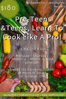 March Break Cooking Camp