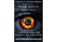 Paranormal Event at Shaw House Berkshire