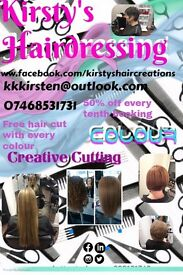 Affordable, reliable hair stylist