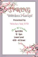 Spring Witches Market