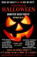Riverside RCL Br 255 Spooktacular Halloween Monster Bash Pary
