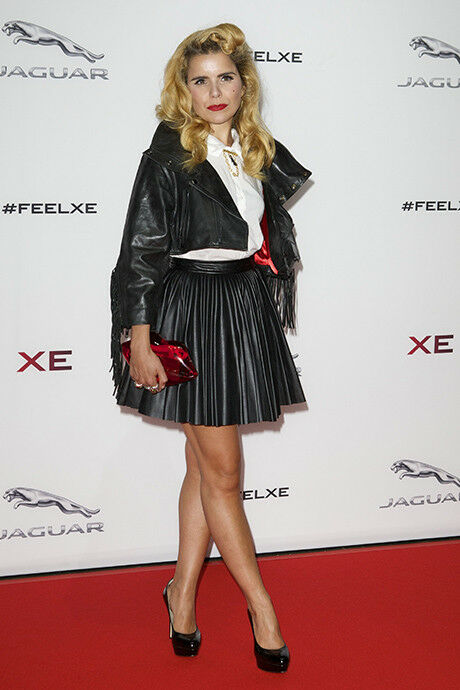 Celebrity Style How To Style A Pleated Skirt For Instant