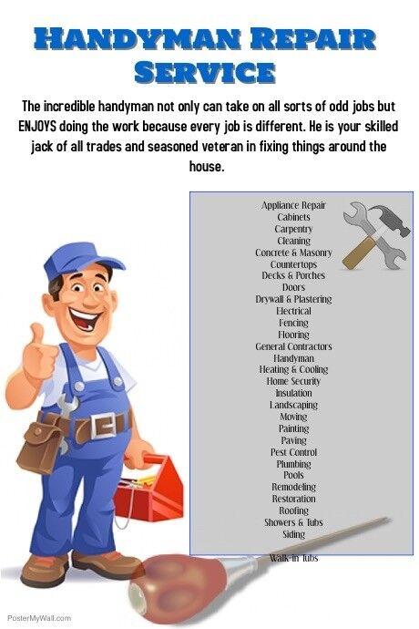 Mr handyman solutions