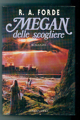 FORDE R.A. MEGAN DELLE SCOGLIERE LONGANESI 1992 I° EDIZ. LA GAJA SCIENZA 374