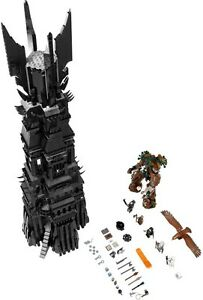 The tower of orthanc lord of the rings