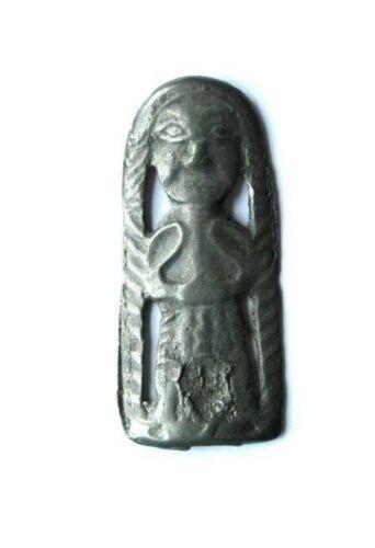 Extremely Rare Large Shamanistic Idol. Siberia. Kulayka