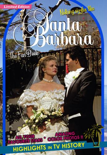 Santa Barbara Soap Opera - The Fan Book