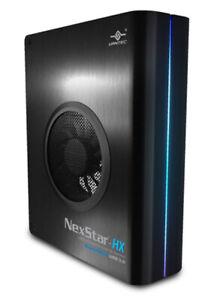 Vantec NexStar HX 3.5-Inch SATA to USB 3.0/eSATA HDD Enclosure