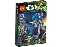 Star Wars Lego AT-AT Walker - 75002 Retired Set From 2013