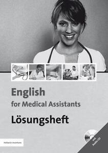 SILKE GERDES - ENGLISH FOR MEDICAL ASSISTANTS - LöSUNGSHEFT