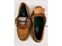 The clovehitch II Sebago deck mens shoe size 9