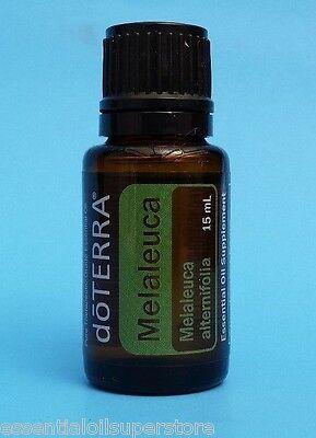 doTERRA Melaleuca Essential Oil 15 ML - Factory Sealed Bottle, FREE SHIPPING!