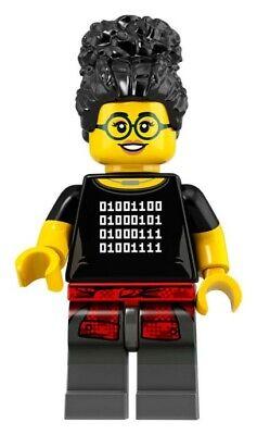 Lego Series 19 Programmer Minifigure #5 71025 - Coder Girl