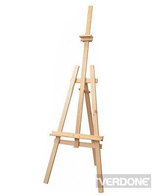 STANDSTAFFELEI  Staffelei  HOLZSTAFFELEI Atelierstaffelei Studiostaffelei 178cm