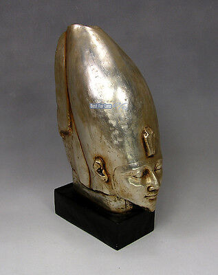THUTMOSIS BÜSTE FIGUR STATUE SKULPTUR DEKO ÄGYPTEN ÄGYPTISCHE AUFSTELLFIGUR NEU