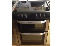 BELLING STAINLESS STEEL 60cm FREE STANDING ELECTRIC COOKER FOR SALE £125